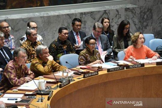 Indonesia berkomitmen tingkatkan peran perempuan jaga perdamaian