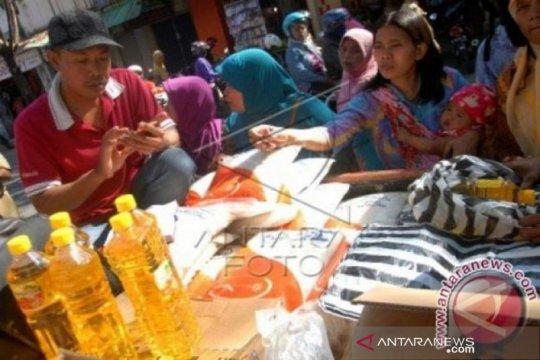 Pemkot Depok gelar pasar murah di tiga kecamatan