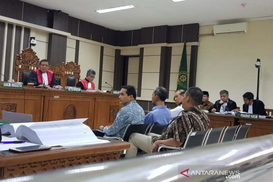Tiga mantan anggota Banggar DPR jadi saksi sidang Taufik K