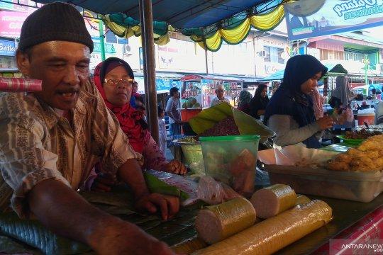 Lamang, makanan incaran berbuka puasa di Padang