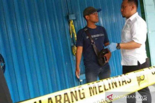 Polda Metro olah TKP penemuan bom Bekasi