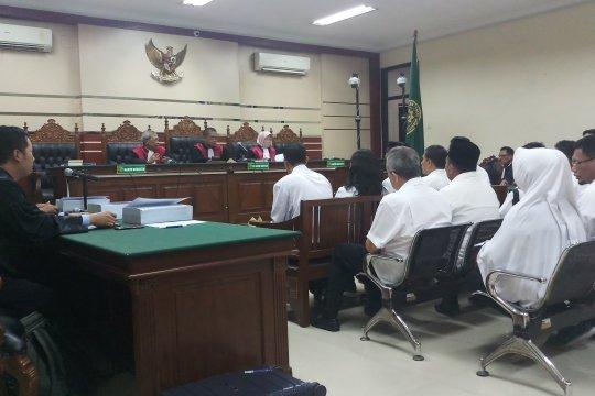 12 mantan anggota DPRD Kota Malang divonis bervariasi