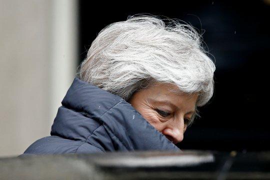 PM Inggris Theresa May mundur