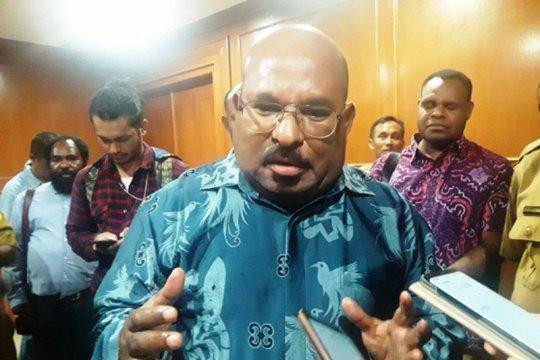 Sukseskan PON, Pemprov Papua bangun stadion bertaraf internasional