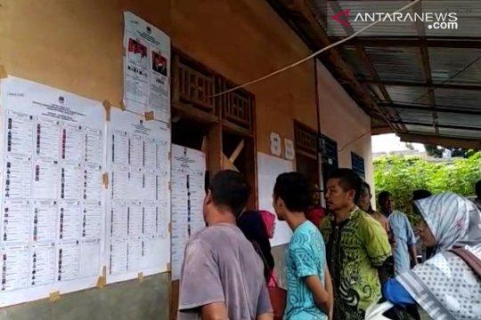Partisipasi pemilih Pemilu di Pasaman Barat 88 persen