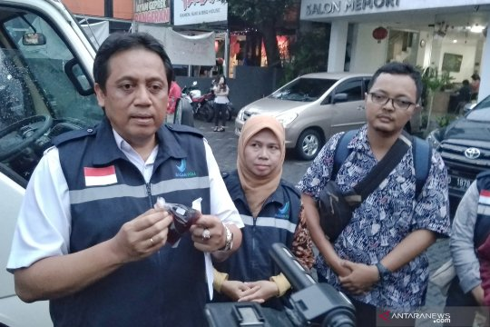 BBPOM Bandung menemukan boraks pada cendol yang dijual untuk takjil