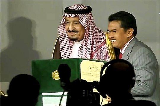 Ilmuwan Indonesia dipercaya bangun industri halal di Saudi