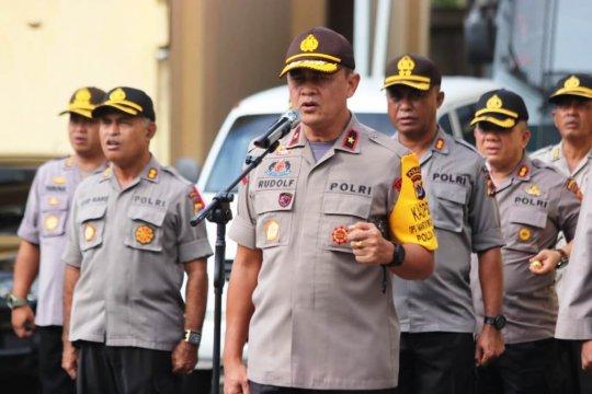 Personel diminta Kapolda Papua bekerja maksimal dan solid