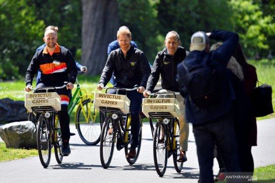Pangeran Harry dukung rencana pariwisata berkelanjutan