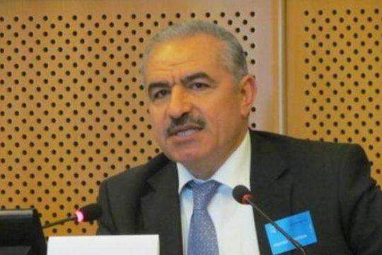 Shtayyeh: Pemisahan bertahap dari pendudukan dalam proses