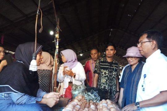 Pasokan bahan pokok di Kota Kupang cukup selama Ramadhan