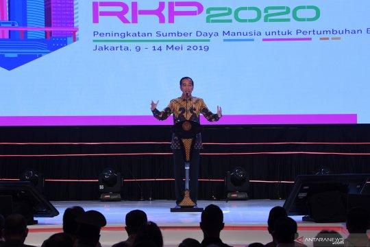 Presiden siapkan tiga jurus sambut 100 tahun Indonesia Merdeka