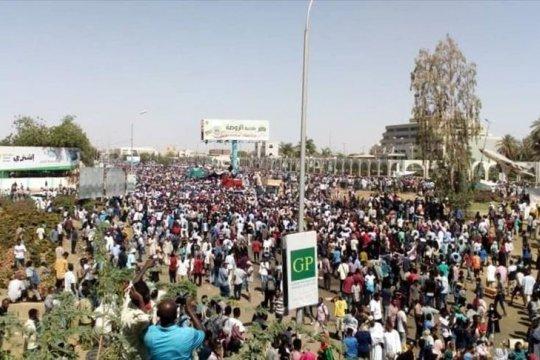 Sudan katakan 87 orang meninggal, 168 cedera dalam aksi protes 3 Juni