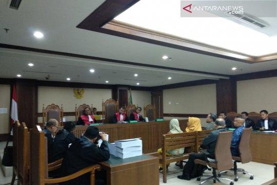 Lima orang anggota DPRD Sumut dituntut 6 dan 4 tahun