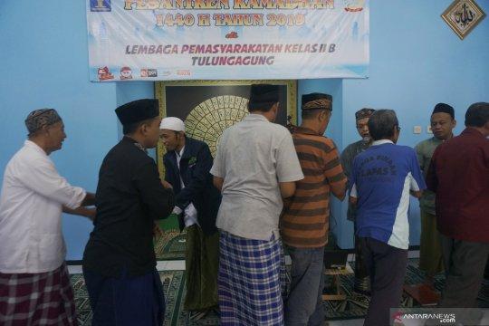 Pesantren Ramadhan di Lembaga Pemasyarakatan