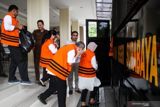 Vonis kasus suap DPRD Kota Malang