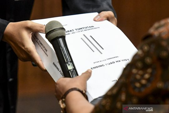 Jaksa KPK minta hakim tidak pertimbangkan bantahan Menpora