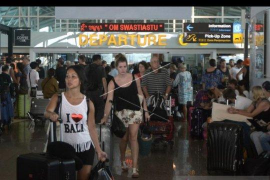 Bandara Ngurah Rai layani 7,2 juta penumpang selama Januari-April