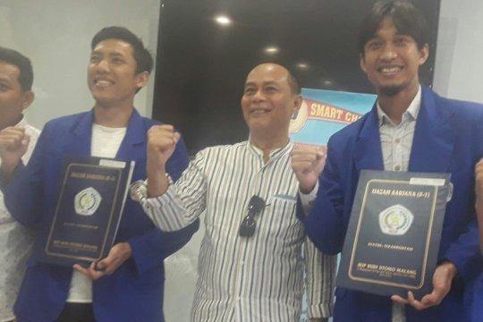 Tiga pemain Arema FC jadi mahasiswa baru IKIP Budi Utomo Malang