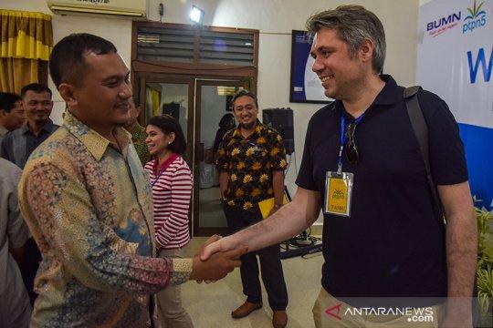 "Petani sawit Riau ""curhat"" ke delegasi negara Uni Eropa"