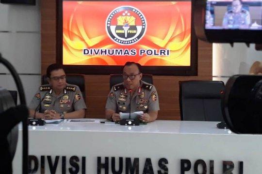 Polisi tangkap penyebar hoaks situng KPU