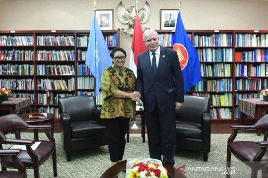 Indonesia dukung rencana pemilu Palestina