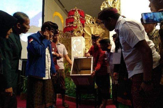 Jokowi-Amin kuasai 92 persen suara pemilih di Bali