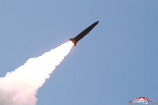 KCNA: Korut nyatakan berhasil uji coba rudal balistik dari kapal selam