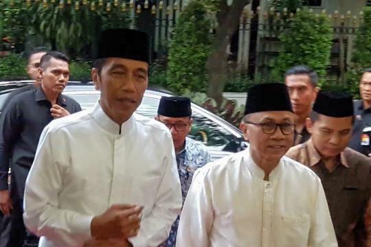 """Ketua MPR: Pemenang Pilpres harus """"jahit"""" persatuan"""