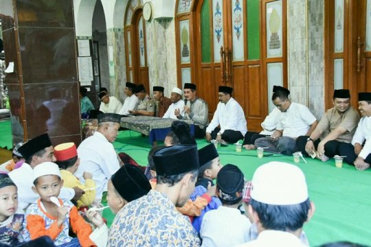 Pemkot Kediri gelar safari Ramadhan