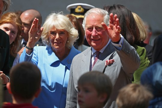Pangeran Charles dan Camilla akan kunjungi Selandia Baru
