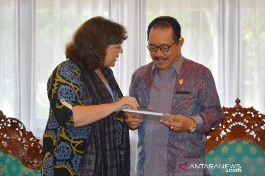 Kemenlu Jerman puji Bali soal kesiapsiagaan penanggulangan bencana