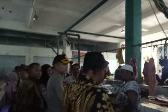 Bantu warga kurang mampu Bangka Tengah siapkan lima ton daging subsidi