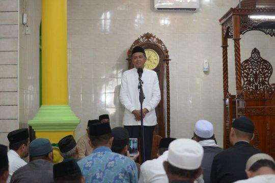 Gubernur Sulsel lakukan Safari Ramadhan Jumat pertama