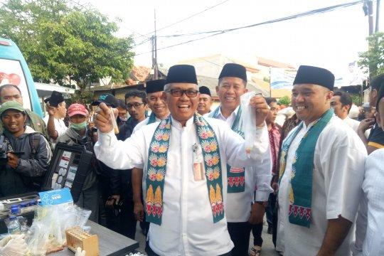 Wali Kota Jakarta Utara sidak pedagang takjil di Tanjung Priok
