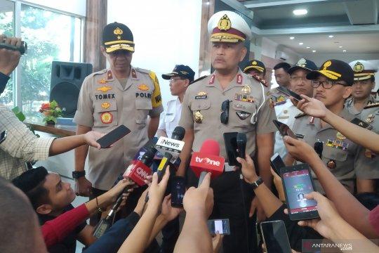 Perbaikan jalan beberapa titik Tol Tangerang-Merak selesai H-8 Lebaran