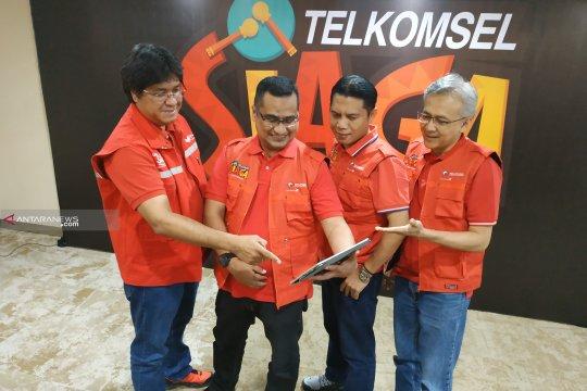 Hadapi RAFI 2019 Telkomsel bangun 10 ribu BTS LTE