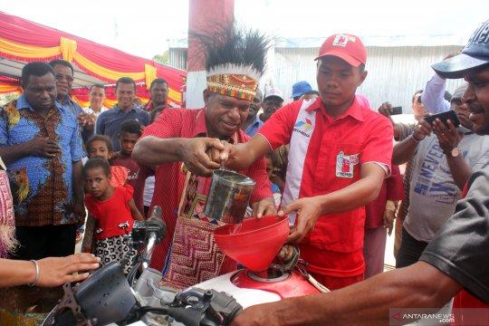 Pertamina Maluku - Papua bentuk Satgas Ramadhan