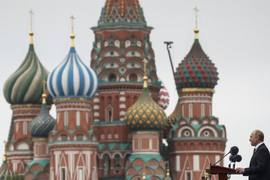 Anggota parlemen Rusia tuduh AS campuri pemilihan di Moskow