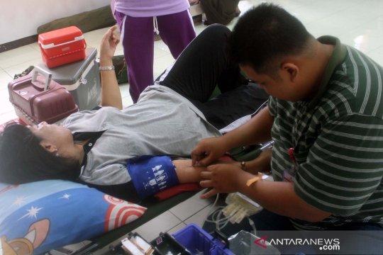 PMI Karawang datangi masjid akomodasi pendonor darah