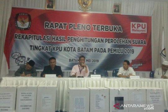 KPU tambah petugas penghitungan suara PPK Sagulung