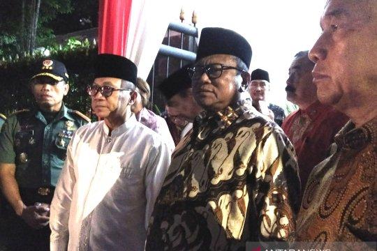 Ketua MPR: Elite politik tempuh mekanisme hukum jika ada kecurangan