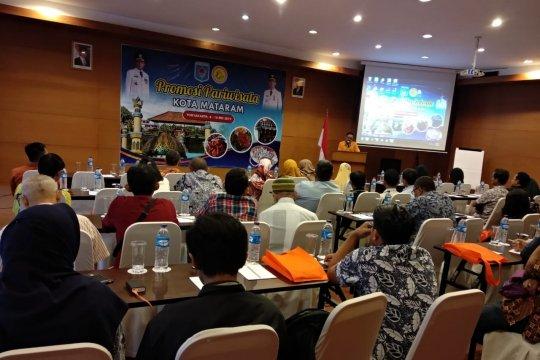 Dinas Pariwisata Mataram promosi wisata ke Yogyakarta