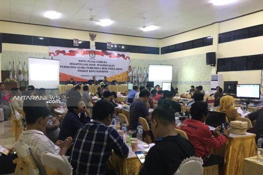 Separuh lebih anggota DPRD Surabaya periode 2019-2024 diisi wajah lama