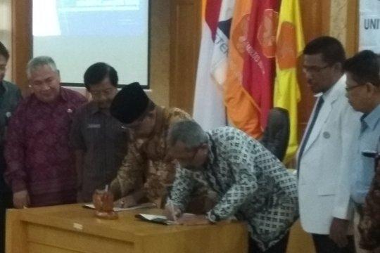 Unja dampingi Universitas Bangka Belitung bentuk prodi kedokteran