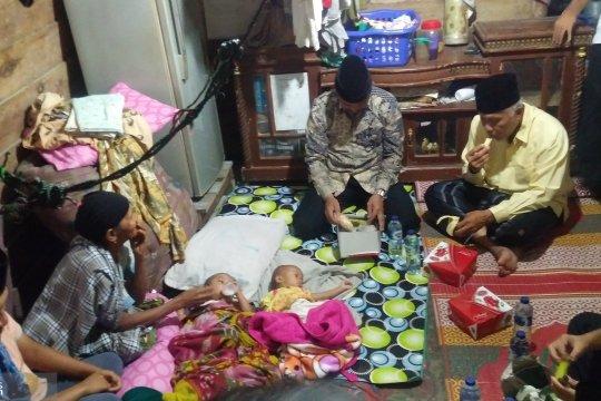 Wali Kota Padang Sahur di rumah warga di Batu Gadang