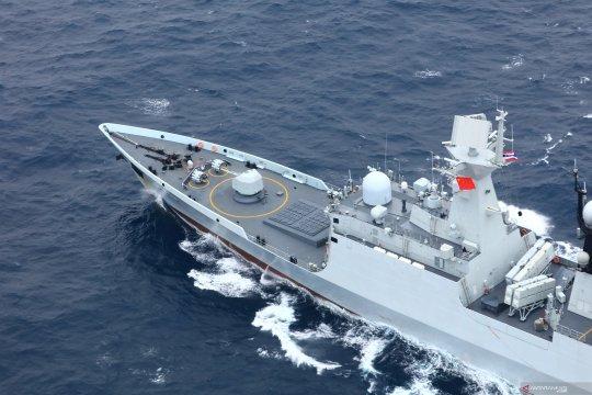 Australia lacak kapal perang China menuju lokasi latihan militer