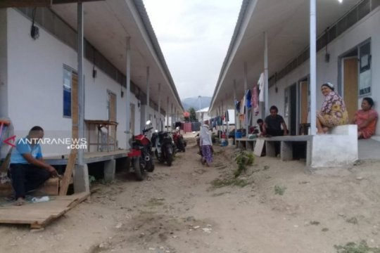 Semangat korban likuifaksi Petobo jalani Ramadhan