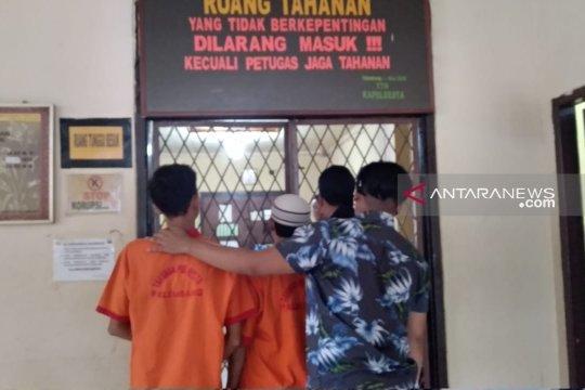Tahanan Polresta Palembang kabur berada di Tangerang