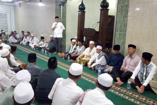 Gubernur NTB dan Danrem 162/WB Safari Ramadhan bersama